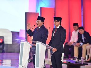 Prabowo Jawab Jokowi soal Caleg Eks Napi Korupsi: Mungkin Korupsinya Nggak Seberapa