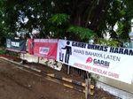 Muncul Spanduk Tolak Garbi, PKS DKI: Tak Ada Instruksi Sebarkan