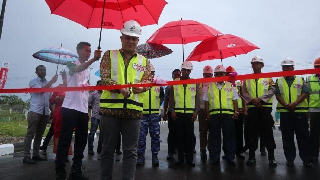 Pertamina Operasikan Depot Avtur di Langur Maluku
