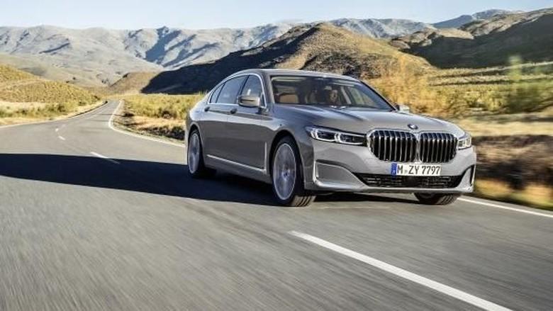 BMW Seri 7 terbaru Foto: BMW Group