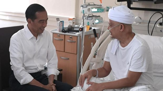 Ustaz Arifin Ilham Sudah Diperkenankan Kembali ke Tanah Air