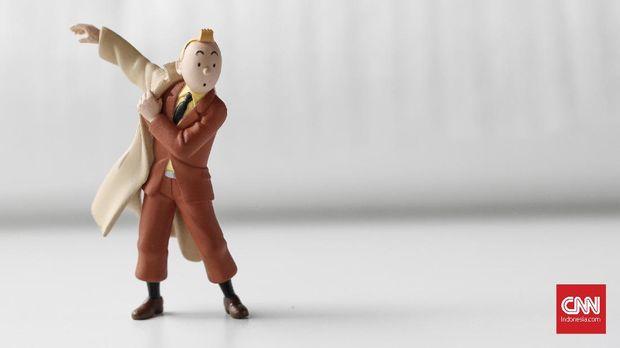 Georges Remi aka Herge, Sang 'Bapak' Tintin **