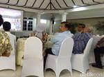JK Nobar Debat Capres: Pak Jokowi dan Maruf Sudah Pengalaman