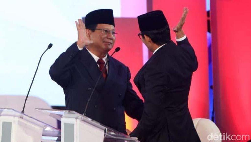 Prabowo-Sandiaga akan Paparkan OK OCE Nasional di Debat Pilpres