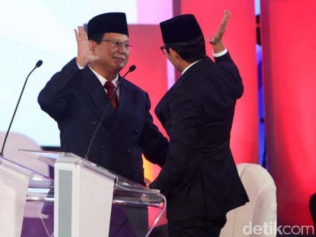 Tak Singgung Kasus Novel di Debat Capres, BPN: Prabowo-Sandi Santun