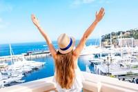 Monaco juga dikenal sebagai negara yang makmur. Sebabnya, Monaco memiliki tarif pajak penghasilan dan pajak perusahaan yang sangat rendah (iStock)