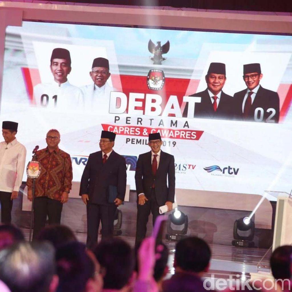 Debat yang Nanggung