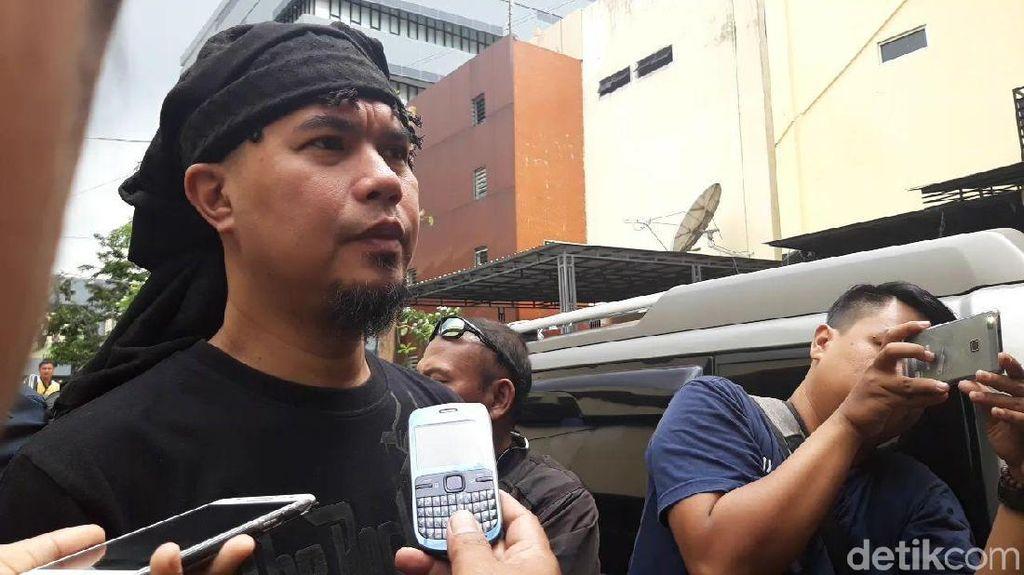 Jadi Tersangka, Ahmad Dhani Harap Kantongi Izin Konser di Malaysia