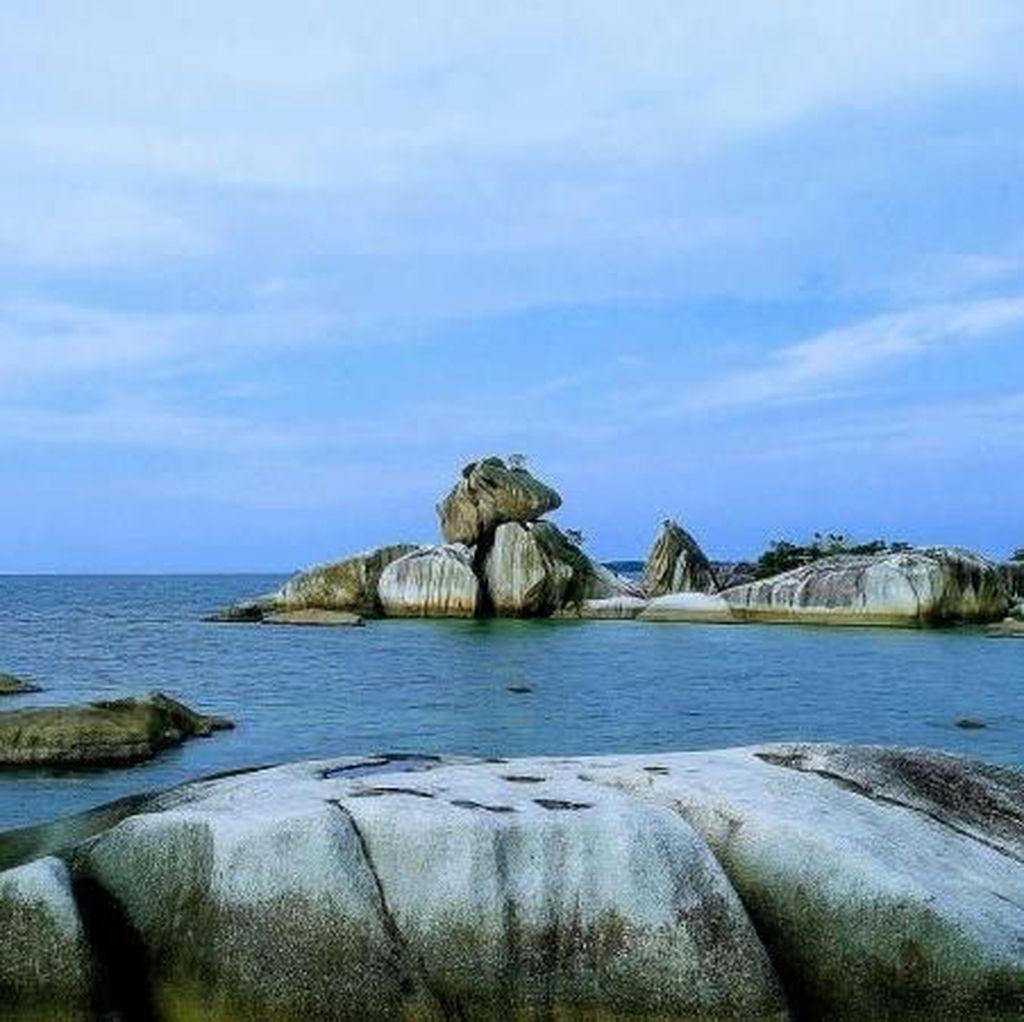 Modal Rp 1,5 Juta Bisa Liburan ke Belitung 3 Hari