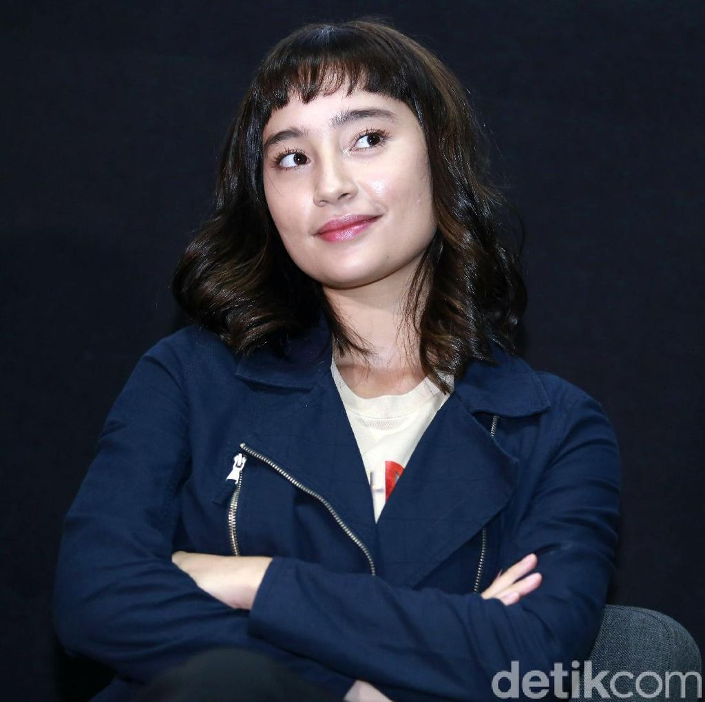 Diajak Main Film Komedi Horor, Tatjana Saphira Merasa Tertipu