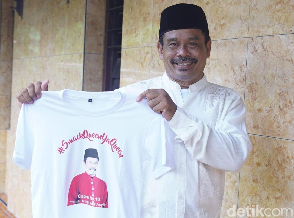 Tonton di Sini! Politik Maha Asyik Capres Fiktif Nurhadi Dildo