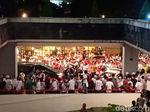 Massa Berbendera Bara JP Teriak Culik Culik Culik di Bidakara