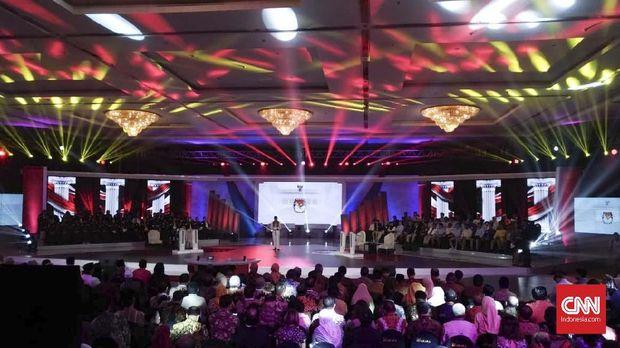 Alumni PA 212 Hadir Debat Perdana Atas Undangan Prabowo-Sandi
