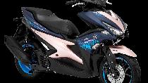 Motor ala Sakura Aerox dan MX King Edisi Doxou
