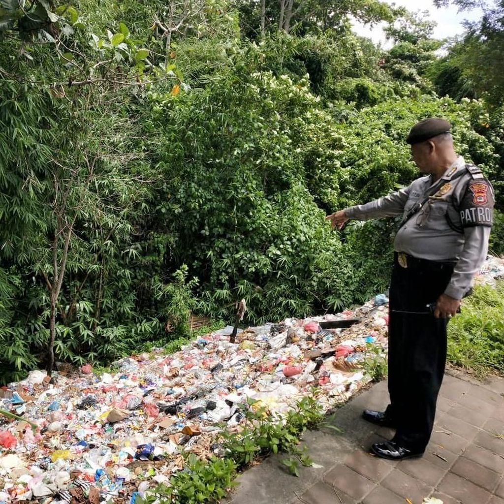 Warga Dikagetkan Penemuan Tengkorak di By Pass Tabanan
