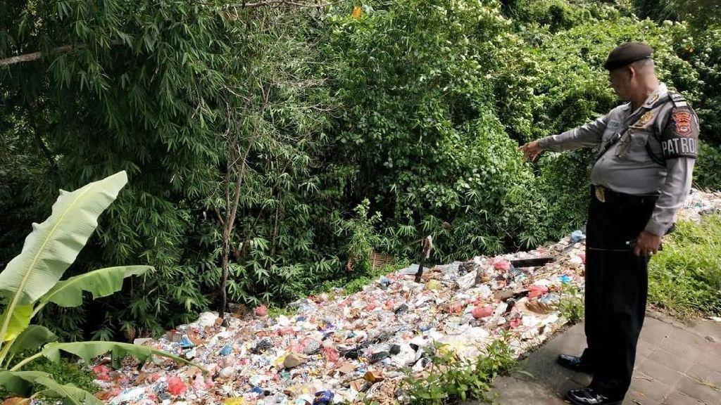 Polisi Periksa 7 Saksi Terkait Penemuan Tengkorak di By Pass Tabanan