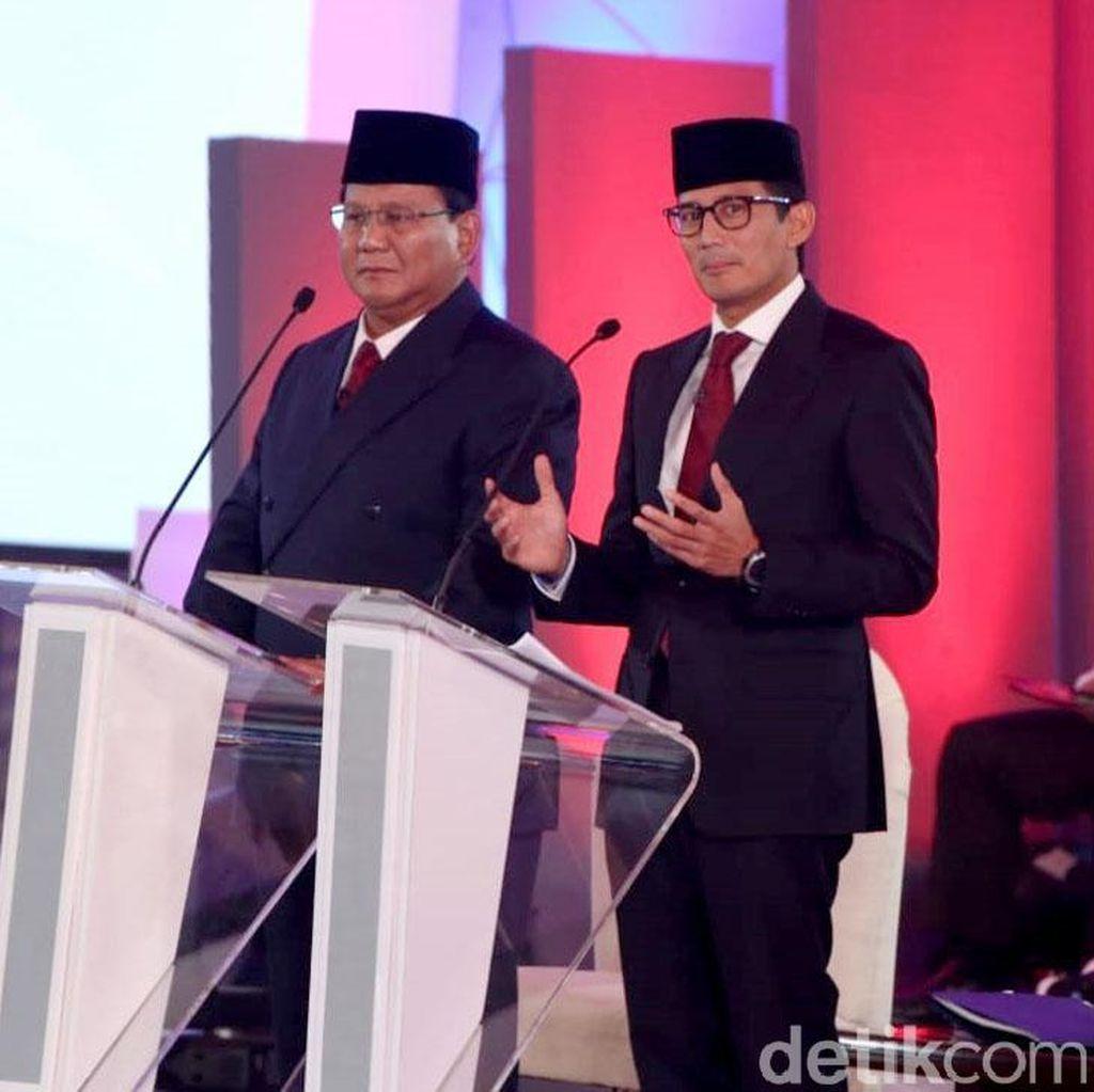 Dibilang Jokowi Nuduh Soal Kriminalisasi Nelayan, Sandiaga: Itu Cerita Warga