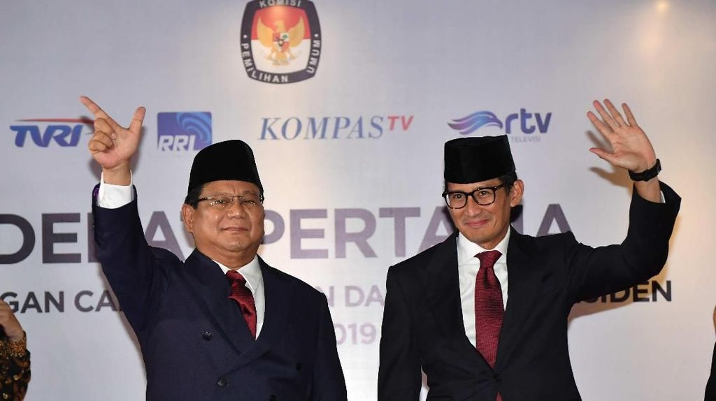 Prabowo-Sandi Gelar Workshop Jelang Debat Kedua, Undang Kwik Kian Gie