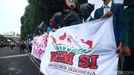BEM SI Minta Jokowi Angkat 56 Pegawai Tak Lolos TWK Jadi ASN