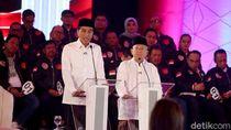 TKN: Catatan yang Dibawa Jokowi-Maruf Berisi Data, Bukan Narasi