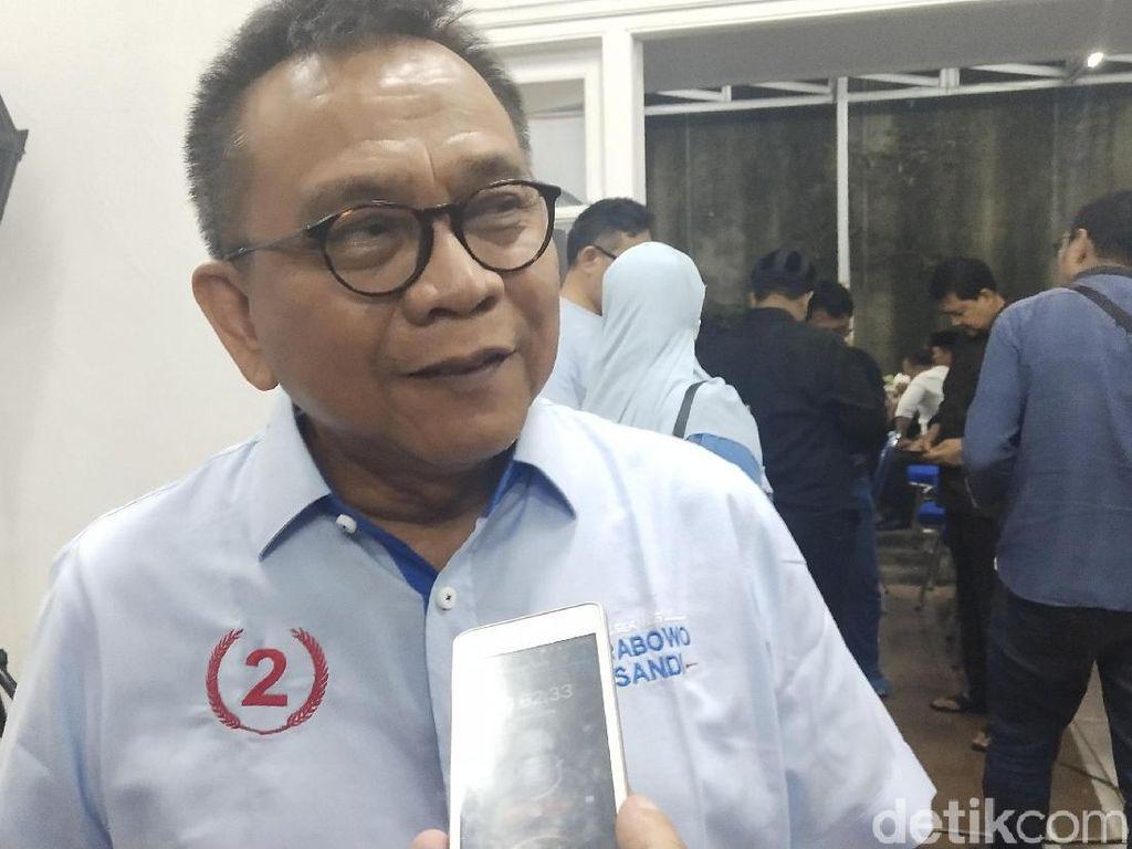 Soal Caleg Eks Koruptor, Taufik: Prabowo Benar, Nggak Dilarang Hukum