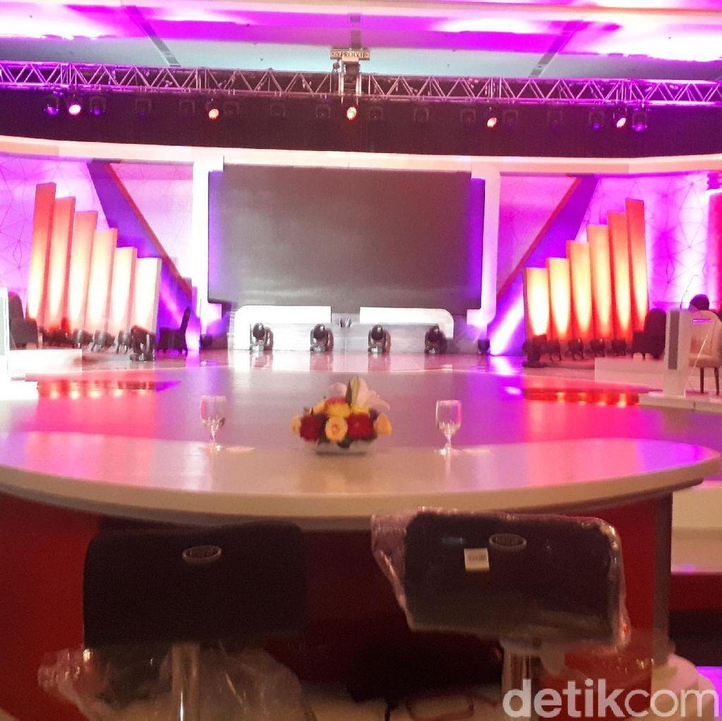 Hotel Bidakara Lokasi Debat Capres Disterilkan Pukul 15.00 WIB