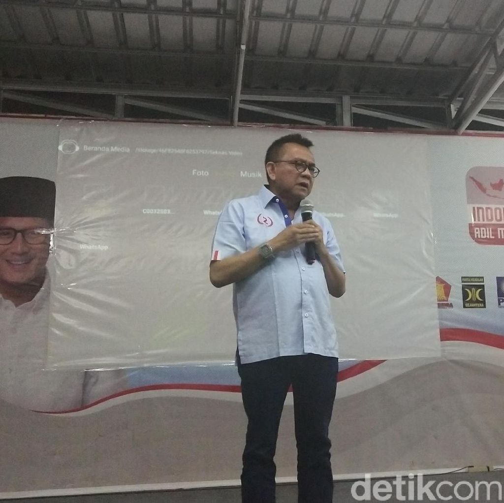 Nobar Debat Capres, Tim Prabowo-Sandi Minta Didoakan Menang