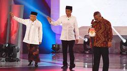 Momen Maruf Amin Saya Dukung Pernyataan Pak Jokowi