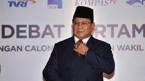 Prabowo Mengaku Bentuk Antiteror Pertama Bareng Luhut, Apa Satuannya?