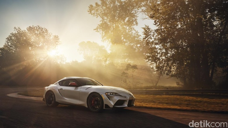 Toyota Supra. Foto: Toyota