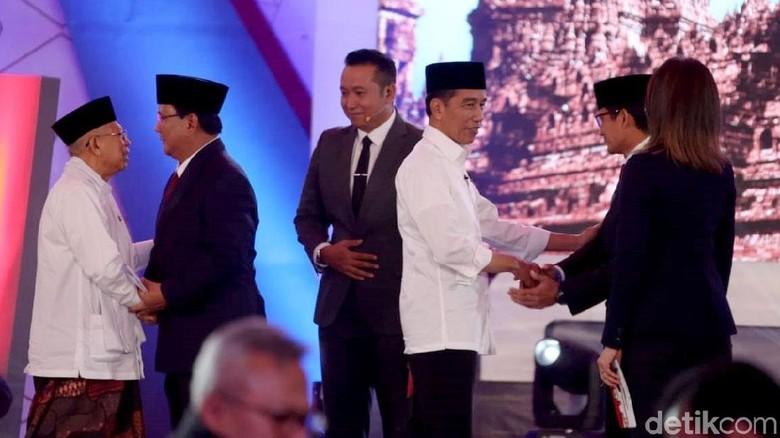Sandiaga-TKN Jokowi Buka Survei Internal, Siapa Desperado?