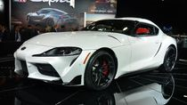 Keren Banget, Mobil Balap Toyota Supra
