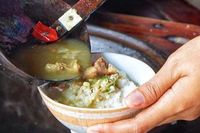 Sate Kelinci dan Soto Buthek, Kuliner Enak Sragen yang Wajib Dicicip
