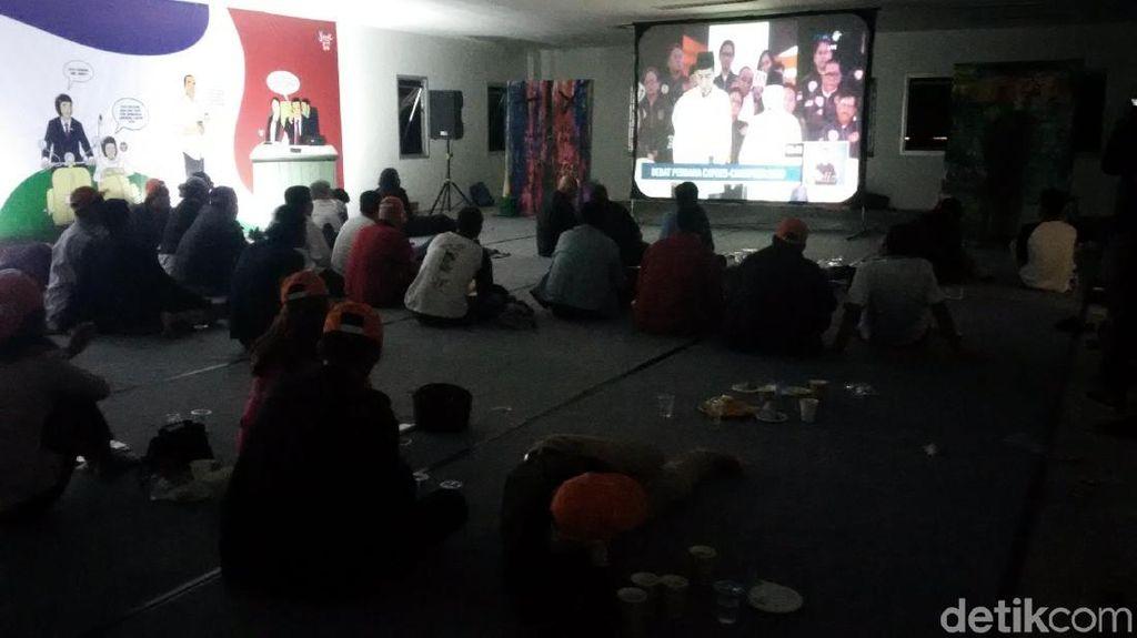 Relawan Jokowi-Maruf Amin di Jabar: Petahana Unggul