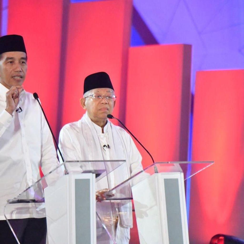Debat Kedua Tanpa Kisi-kisi, Kubu Jokowi: Sejak Awal Kita Tak Minta