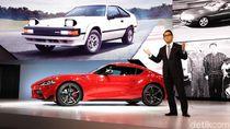 Bos Toyota Kenang Supra Brian OConner yang Kalahkan Ferrari