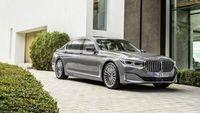 Nggak Jadi Dipakai Presiden, BMW Seri 7 Curi Perhatian Kedubes