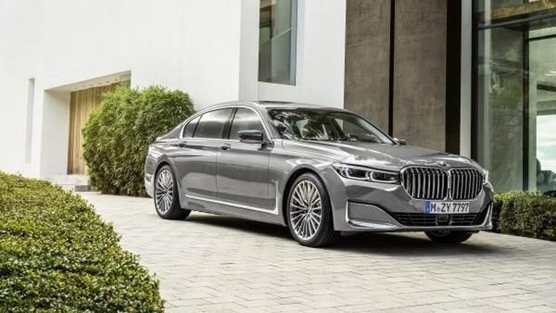 BMW Seri 7 Foto: BMW Group