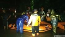 Beberapa Sungai Meluap, Belasan Desa di Purworejo Kebanjiran