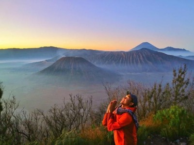 Sunrise Bromo yang Bikin Gagal Move On