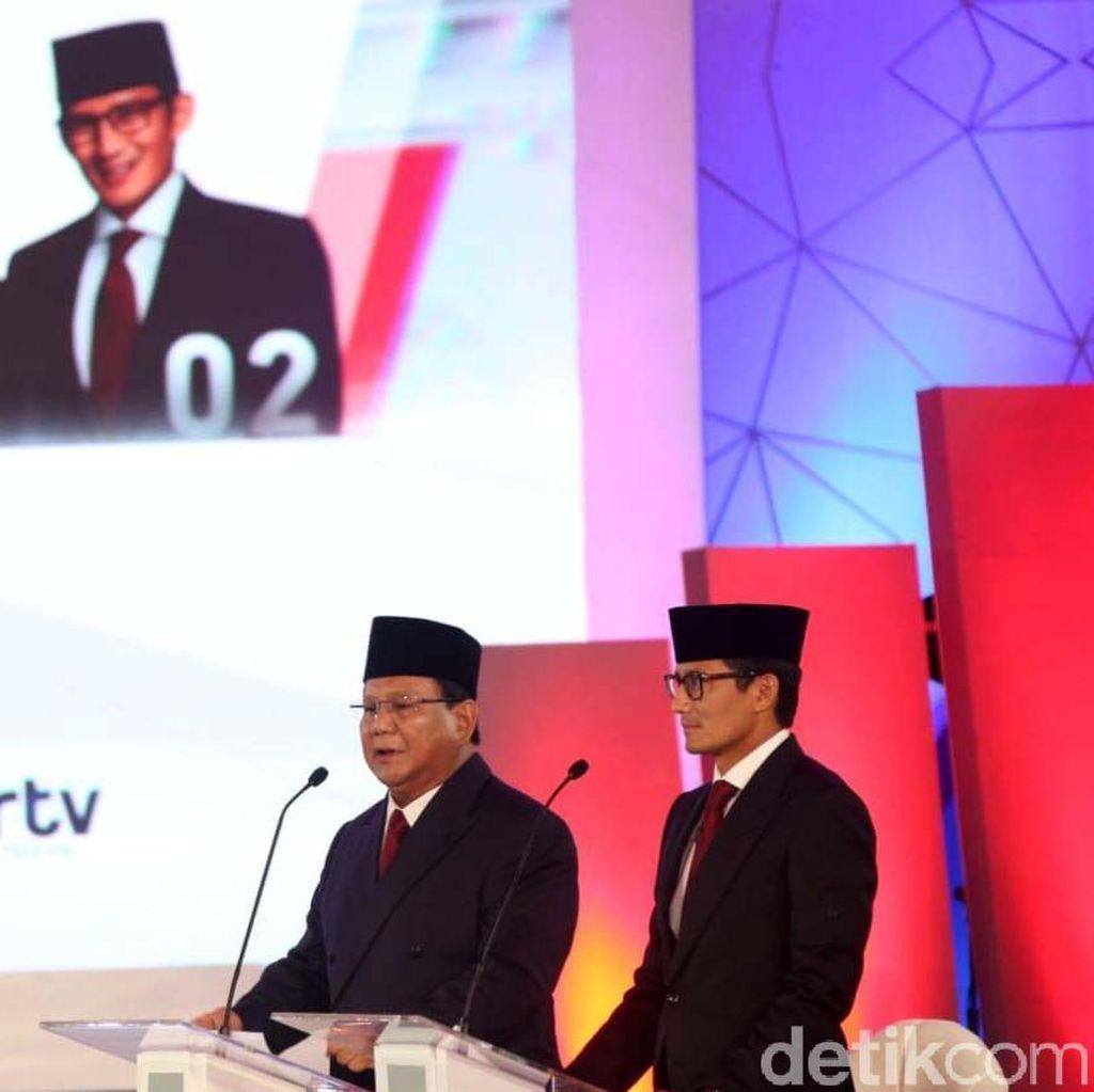 Jokowi Singgung Caleg Gerindra Eks Koruptor, Tim Prabowo: Datanya Salah
