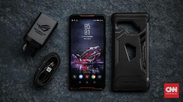 ROG Phone, Ponsel <i>Gaming</i> untuk Kasta Sultan