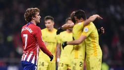 Hasil Copa del Rey: Atletico Disingkirkan Girona