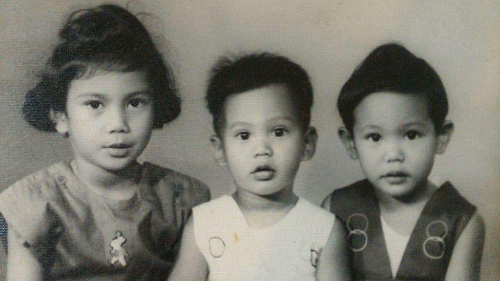 Saat Prabowo Mengenang Masa Kecil Bersama Keluarga