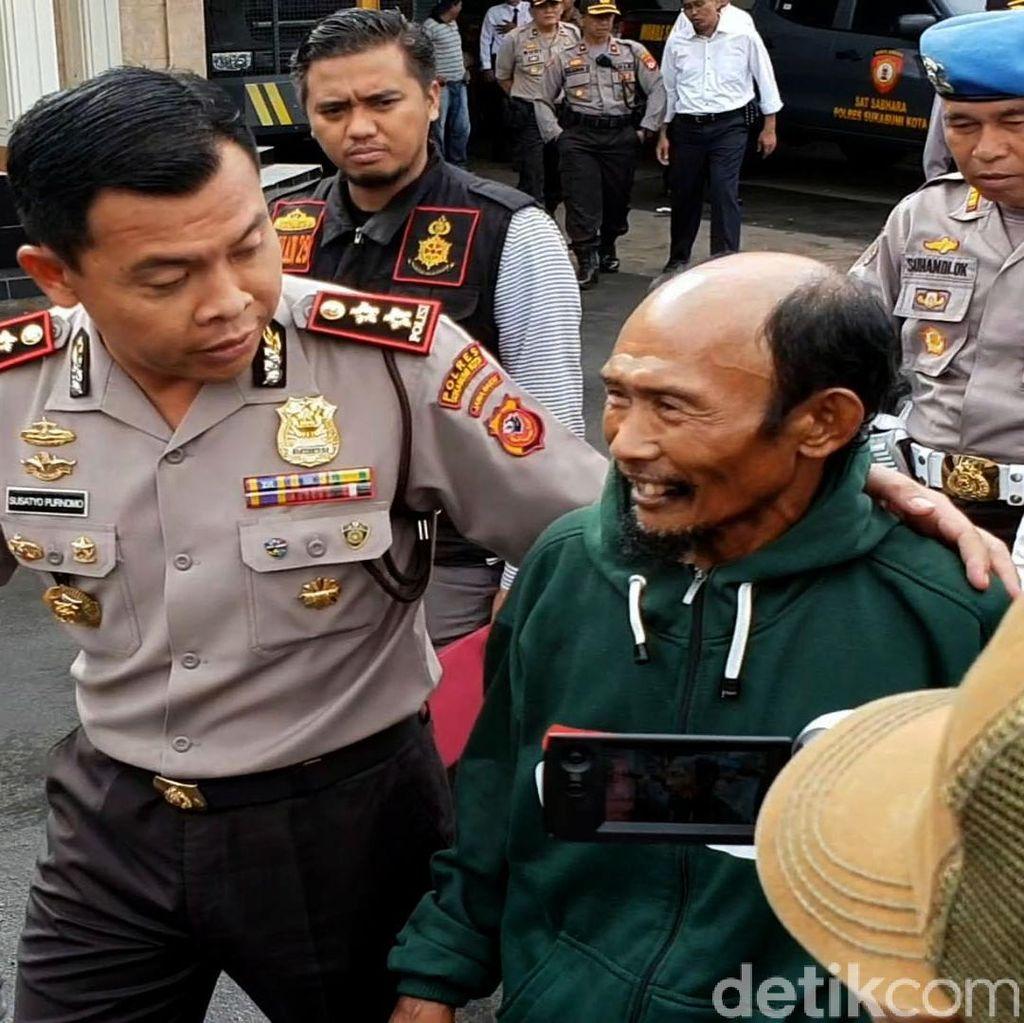 Polisi Minta Netizen Setop Viralkan Abud ODGJ yang Ngaku Tuhan
