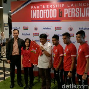 Musim 2019, Persija Jakarta Disponsori Indomie