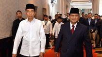 Dikejar Prabowo soal Pejabat Parpol, Jokowi Singgung Baharuddin Lopa