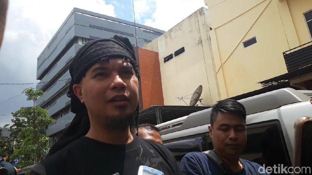 Apa Kata Ahmad Dhani Soal Kebebasan Ahok?