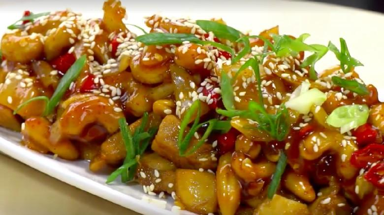 Ayam Kung Pao/ Foto: Semua Bisa Masak Trans TV