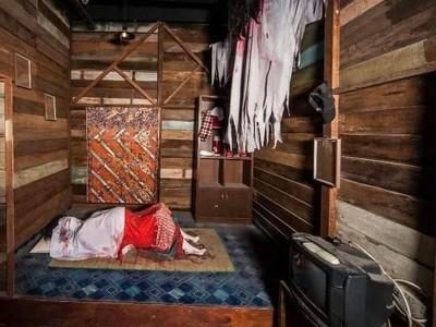 Foto: Melihat Pocong Sampai Kuntilanak di Malaysia